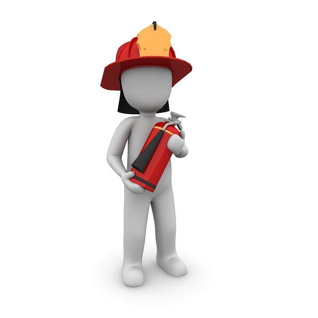 Mantenimiento incendios extintores madrid